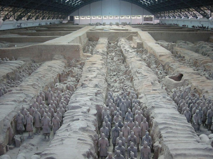Image Detail for - Terracotta Army and Shihuangdi's Necropolis