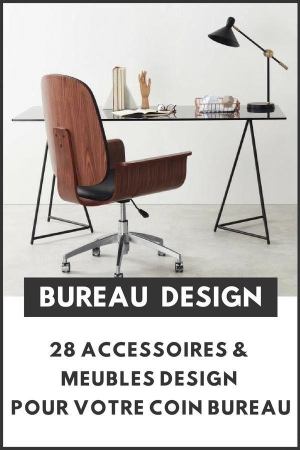 28 Meubles Accessoires Pour Amenager Un Coin Bureau Design Bureau Design Coin Bureau Et Mobilier De Salon