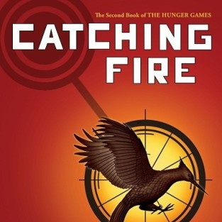 catching fire book cover - Google Search