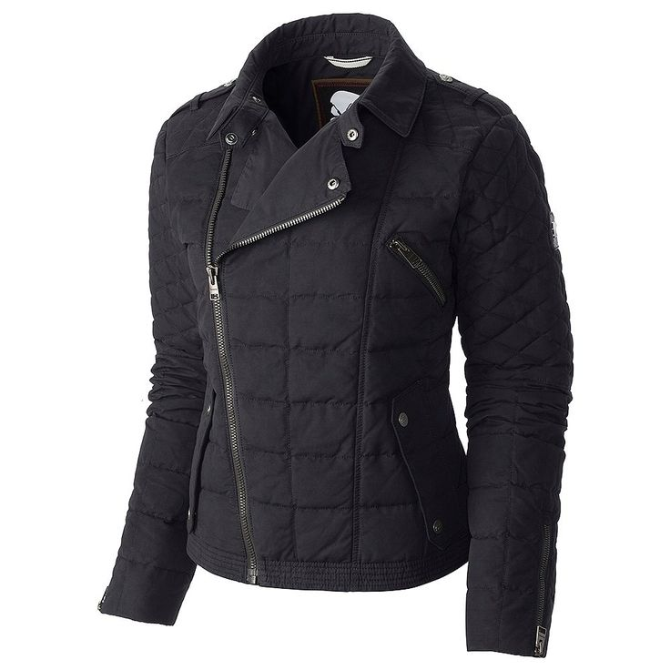 Sorel Conquest Carly Moto Ski Jacket (Women's) | Peter Glenn