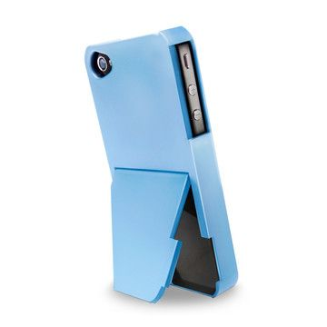 Stand iPhone 4/4S Case Blue now featured on Fab.