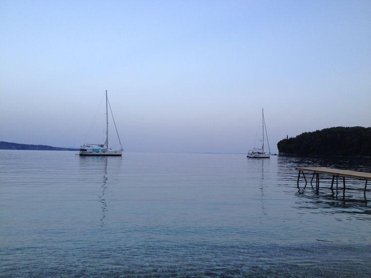 Corfu - Kalami in Winter