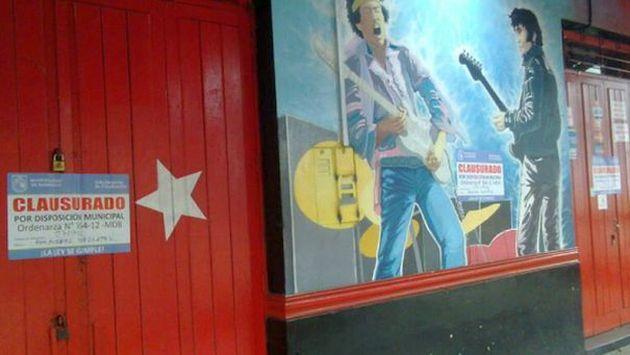 #Clausuran dos conocidas discotecas de #Barranco por contaminación sonora. Embarcadero 41 y Wahio's además fueron multados con S/.2,960 por el municipio del distrito. #Peru21
