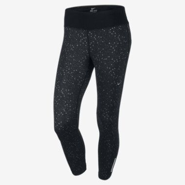 Nike Epic Run Tight Women's Cropped Running Trousers £50