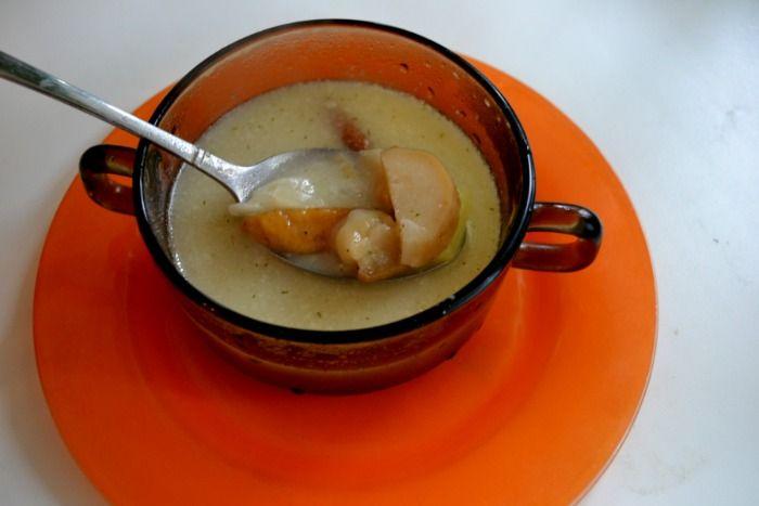 Грибной крем-суп Рис. 1