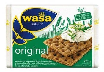 Wasa ....al posto del pane ;)