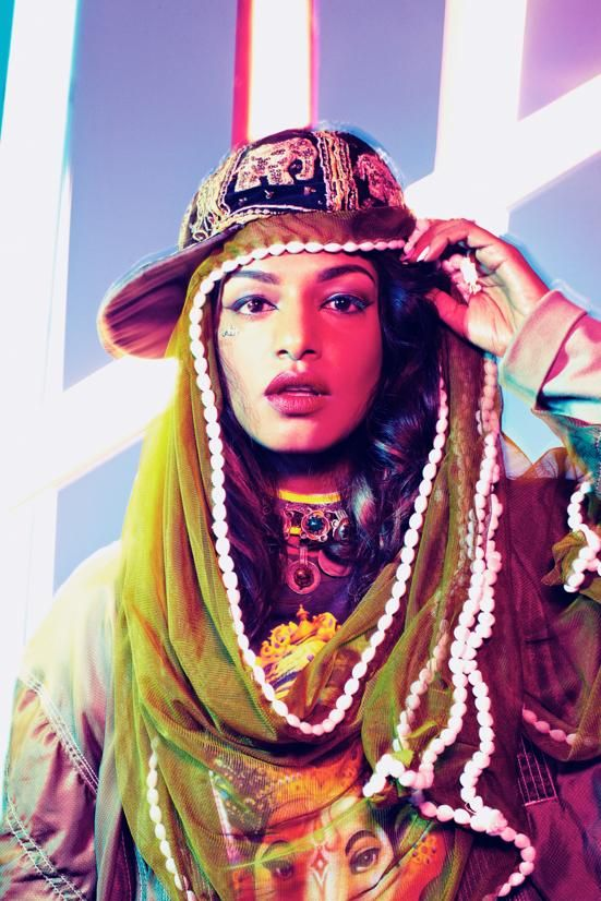 M.I.A.: Shifting To A Higher Ground | Features | Clash Magazine
