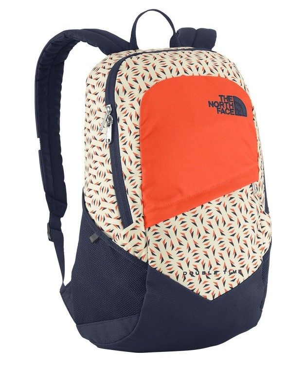 A Northface backpack that'll stay with you long after you forget that the mitochondria is the powerhouse of the cell.