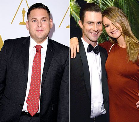 Jonah Hill officiated Adam Levine's marriage to Behati Prinsloo. WHAT? That is amazing ^_^. Can Jonah officiate my wedding as well?