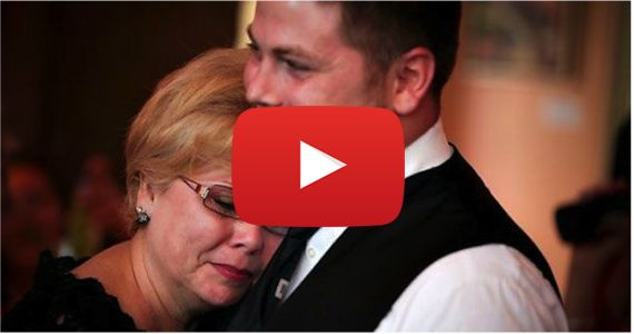 This is absolutely the most beautiful Mother – Son Wedding Song I have found. Brought a tear to my eye. I love my boys! ♥