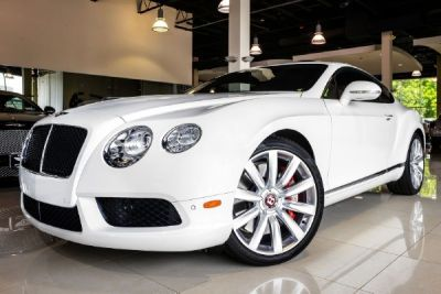 2013 Bentley Continental GT V8 http://www.iseecars.com/used-cars/used-bentley-for-sale
