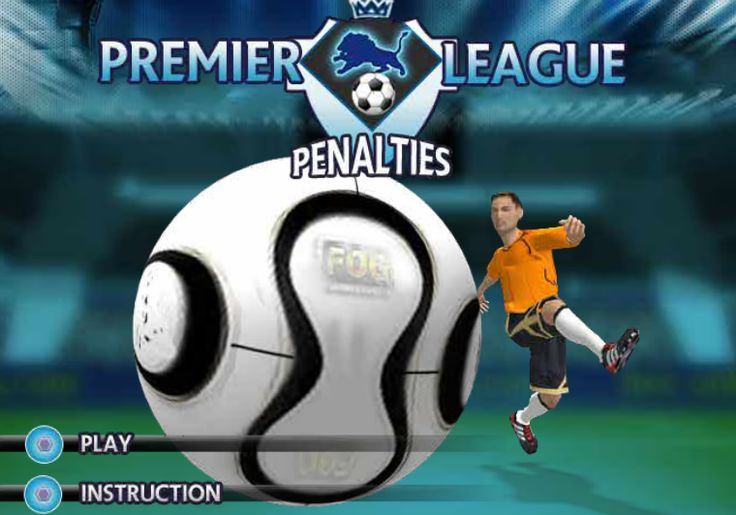 ‪#‎Penalties‬: one of the most exciting ‪#‎FootballGame‬ you'll ever come across  ‪#‎Sportsgames‬ ‪#‎game‬