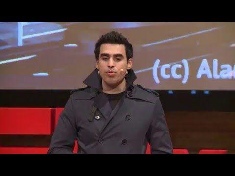 Comment faire la guerre à la guerre? | Idriss Aberkane | TEDxLiège - YouTube