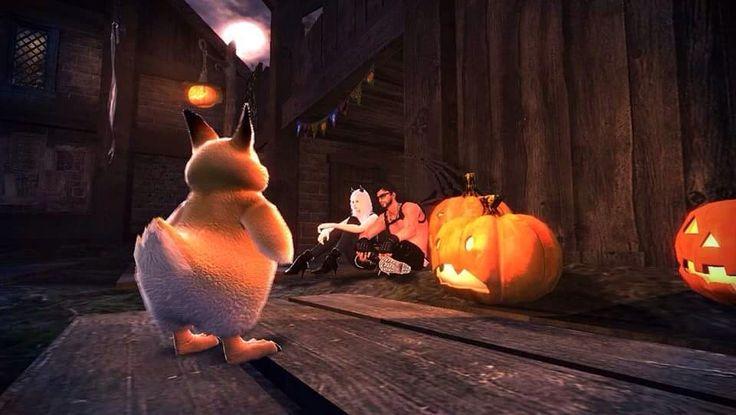 Happy Halloween +lol