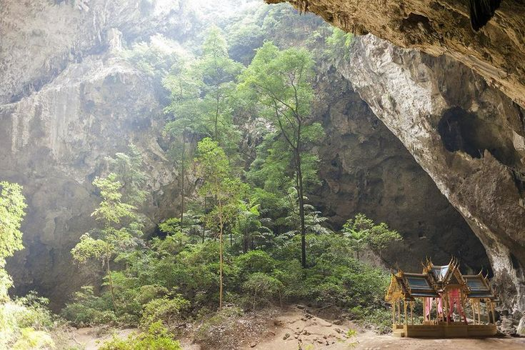About an hour's drive from the touristy beach town of Hua Hin is Sam Roi Yot National Park. The coastal park's diverse landscape consists of stretches of beaches, pockets of pine forests and mangroves, as well as impressive mountain ranges. The park boasts many species of birds as well as primates. One of its most famous attractions is the Phraya Nakhon cave. With its postcard-photo worthy landscape, the beautifully located royal pavilion and its history, many have listed the cave as one of…