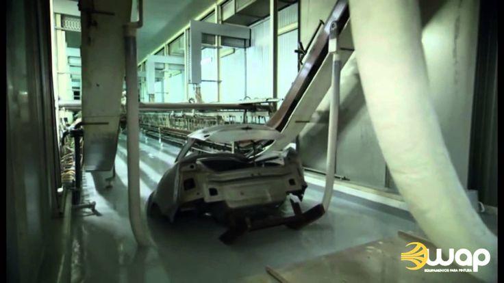 Acompanhe a produção do Audi A7 Sportback. No vídeo, você pode acompanhar todo o processo de pintura detalhadamente. Para conhecer mais nossos produtos, entr...