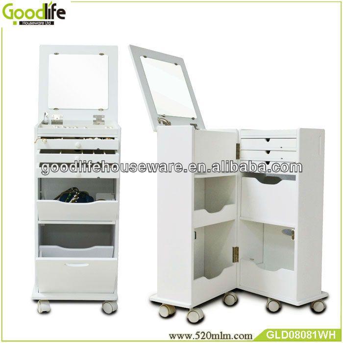 дунгуань зеркало декор деревянные шкафы для хранения с колесами-картинка-Деревянный шкаф-ID продукта:1744727298-russian.alibaba.com