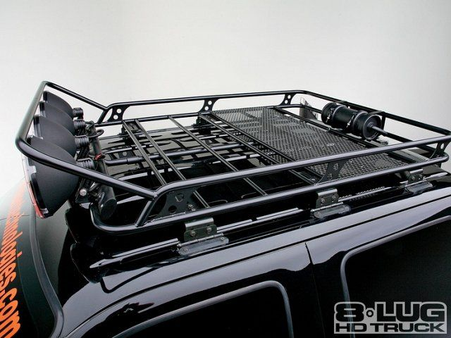 1000 Ideas About Truck Roof Rack On Pinterest Ford