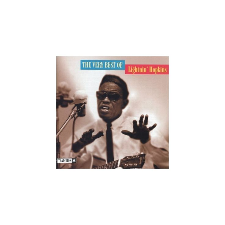 Lightnin Hopkins - Very Best of Lightnin' Hopkins (CD)