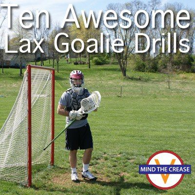 Lacrosse coaches at all levels have a duty to make sure that the goalies are receiving the coaching and drilling they need to succeed. It doesn't require a former All-American goalie to coach a future All-American goalie. All it takes is a commitment to learn the fundamentals of the position, a desire to find lacrosse goalie drills that build responsive muscle memory, and a commitment to give them time to develop.  http://mindthecrease.com/top-lacrosse-goalie-drills/