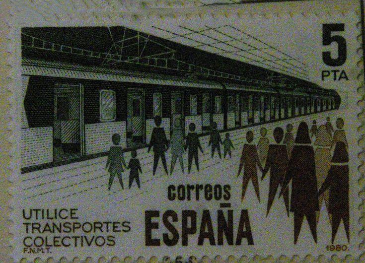 Sellos - Utilize tramsportes colectivos