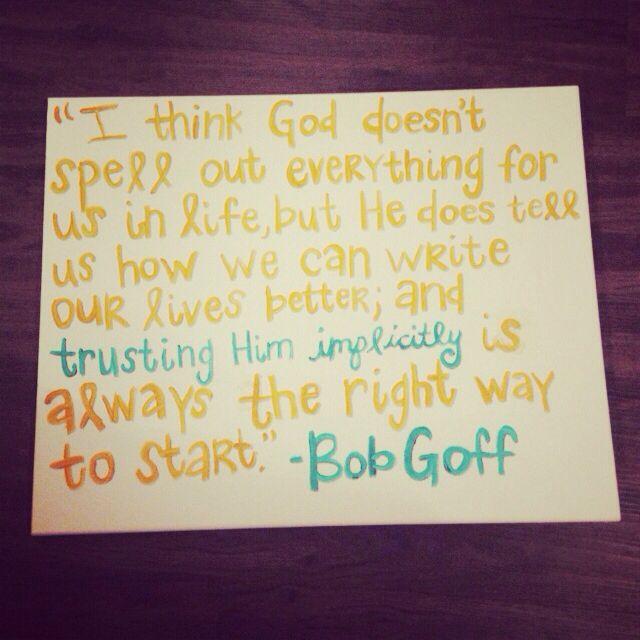 best bob goff books