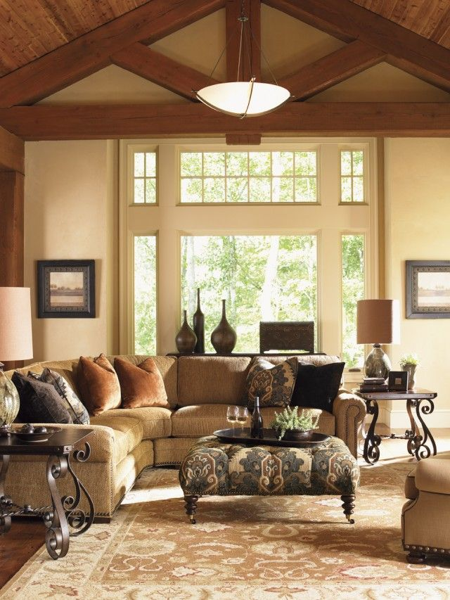 53 best images about tuscan style on pinterest french - Tuscan inspired living room furniture ...