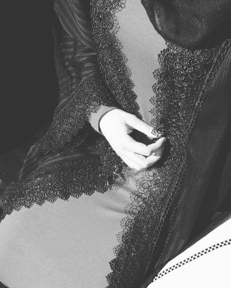 IG: Beautiifulinblack || Abaya Fashion