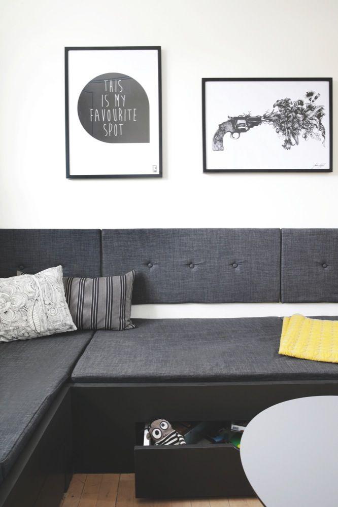 Huset hvor man må hoppe i sofaen - Bolig Magasinet