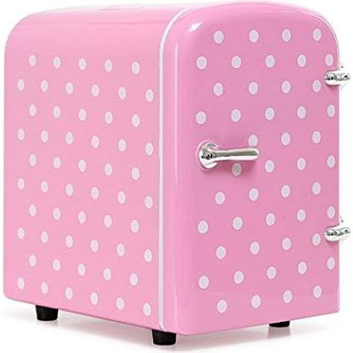 Amazon.com: pink mini fridge