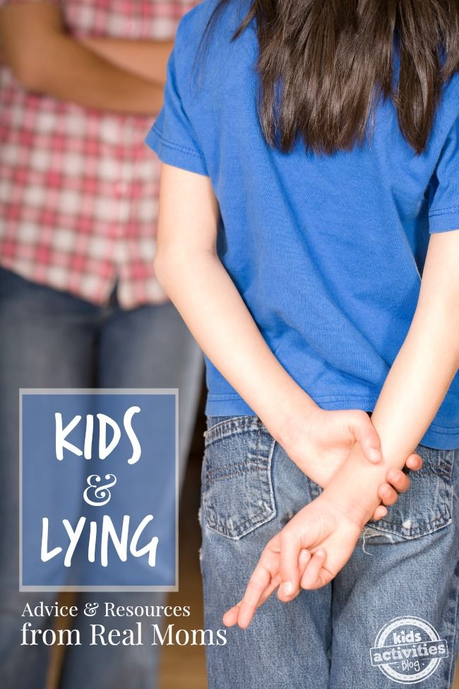 How To Get Your Child To Stop Lying