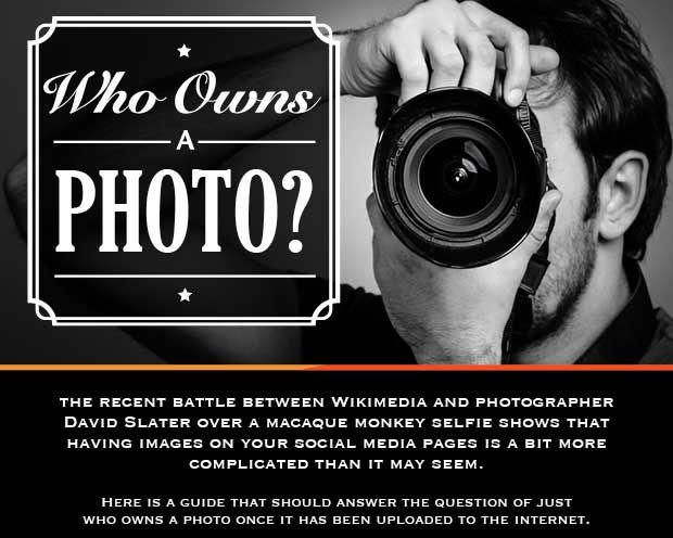 #PhotoTips - Who Owns A Photo?  For all you folks who love to share your pix online, you oughta read this...!  Thanks to @KenKaminesky for sharing this article!