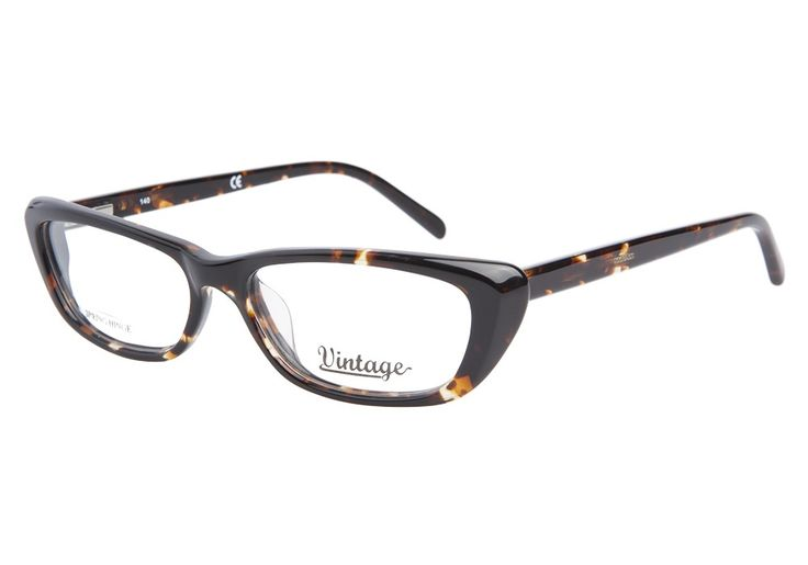 Vintage VN0104 052 DemiCateye Frames, 052 Demi, Vn0104 052, Prescription Glasses, Vintage Frames, Spring Hinges, Eye Glasses, Eyeglasses Frames, Vintage Vn0104