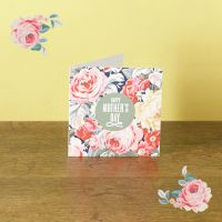 Get your free Cath Kidston Mother's Day card by using your O2 Priotiy app, this is the perfect way to say thank you to your mum.