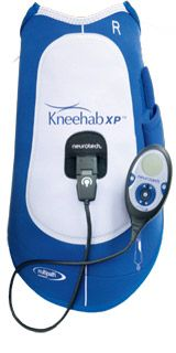neurotech - Kneehab XP - Quadriceps Therapy System: Quadriceps strengthening, muscle rehabilitation and muscle stimulation for knee injuries