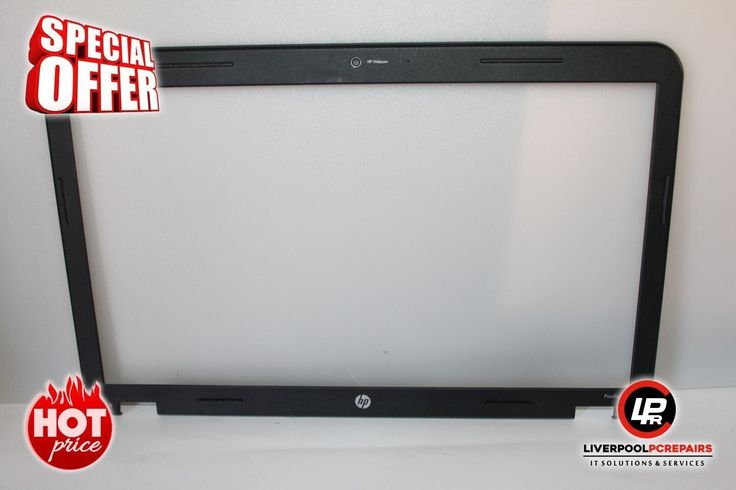 "Item:  HP Pavillion G6-1000 LCD Screen Bezel Frame 641968-001 36R15TP003 ""X971   Postage:  Free UK Shipping – Royal Mail 1st Class Item Price: £8.99   Warranty:  30 Day Money Back Guarantee Buy on eBay: ebay.liverpoolpcrepairs.com   Protection:  eBay Money Back Guarantee Item..."