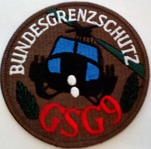 Bundespolizei Grenzschutzgruppe 9 (GSG-9)