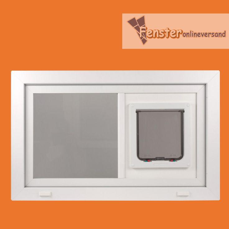 Alpha Kipp Kellerfenster weiß Floatglas 4 mm inklusive Zubehör wie KATZENKLAPPE in Heimwerker, Fenster, Türen & Treppen, Fenster | eBay
