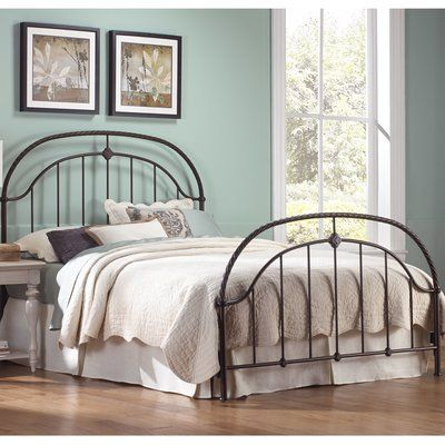 Cascade Panel Bed Size: King - http://delanico.com/beds/cascade-panel-bed-size-king-602679070/