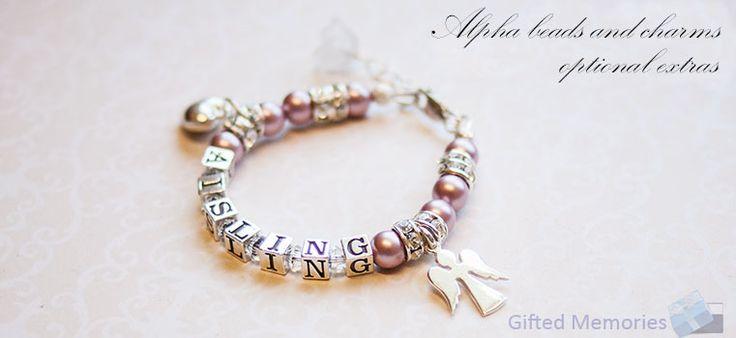 'Charmed'  Bracelet. Find it at www.giftedmemoriesjewellery.com.au