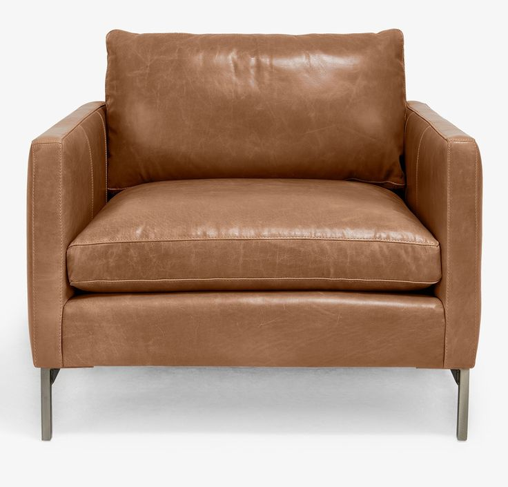 42 Best Accent Chair Images On Pinterest Leather Chairs