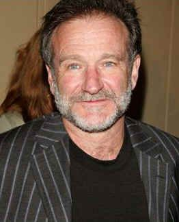 Robin Williams is insanely funny. Mrs Doubtfire is classic. Check out his Parkinson interview if you can - had me in stitches.