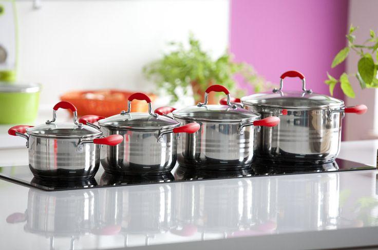 gotowanie / pieczenie - Black Red White