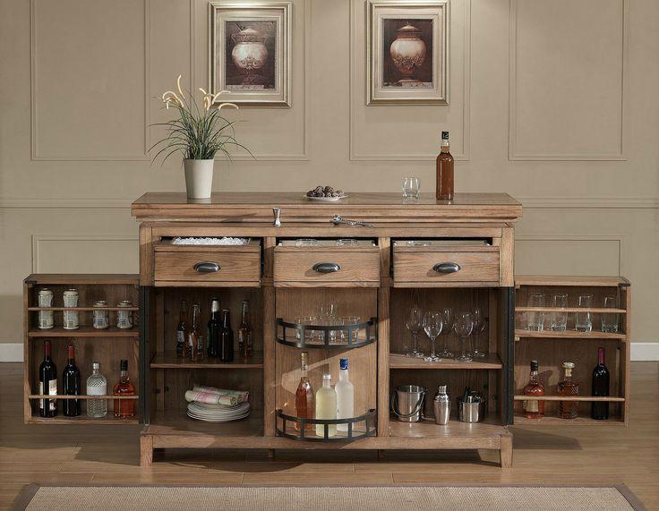 Modern Wine Cabinet Bar Furniture