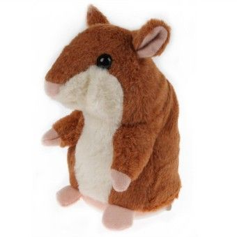 Good Prices Kids Speak Talking Hamster Sound Record Plush ToyOrder in good conditions Kids Speak Talking Hamster Sound Record Plush Toy You save VA743TBAA4VSRSANMY-9775091 Toys & Games Stuffed Toys  VAKIND Kids Speak Talking Hamster Sound Record Plush Toy
