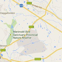 BIRP Site summary | Marievale Bird Sanctuary (SA021)