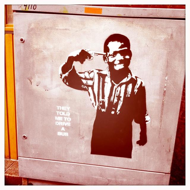 Finnish Banksy?