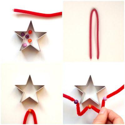 Das sind die letzten 2 der 3x3 Sterne bei schaeresteipapier . Der Bügelperlen-Stern ist mein persönlicher Liebling und einfach zu ma...
