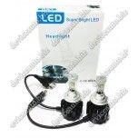 Светодиодные LED лампы H7 комплект