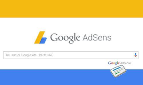 Daftar Adsense